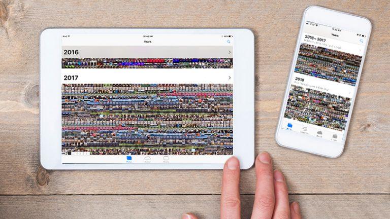 Как создать слайд-шоу с помощью приложения iOS Photos