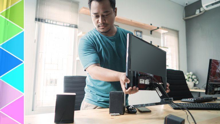 10 дешевых и простых способов повысить уровень домашнего офиса