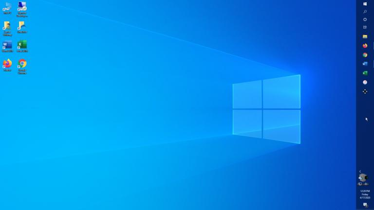 10 способов настроить панель задач Windows 10