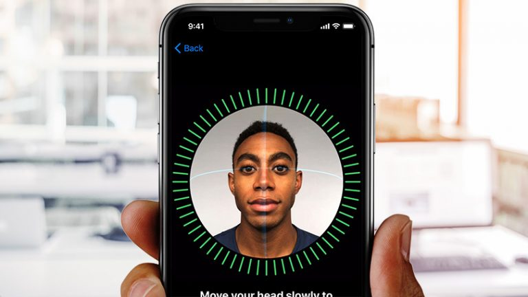 Как настроить и использовать Face ID на iPhone X