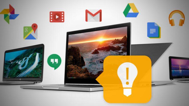 12 советов, как сделать из вас Chromebook Pro