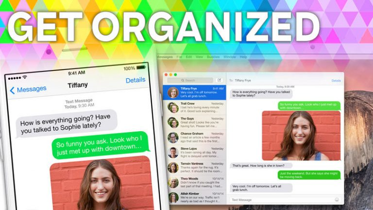 Будьте организованы: как настроить непрерывность для подключения Mac и iPhone