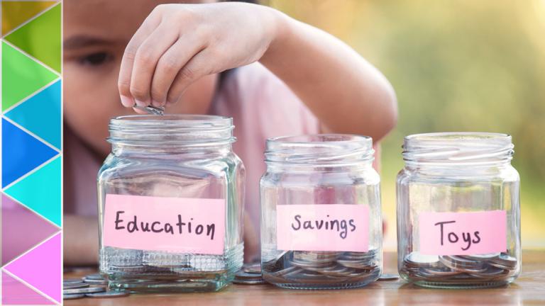 Воспитание сообразительных детей: как поговорить с детьми о деньгах