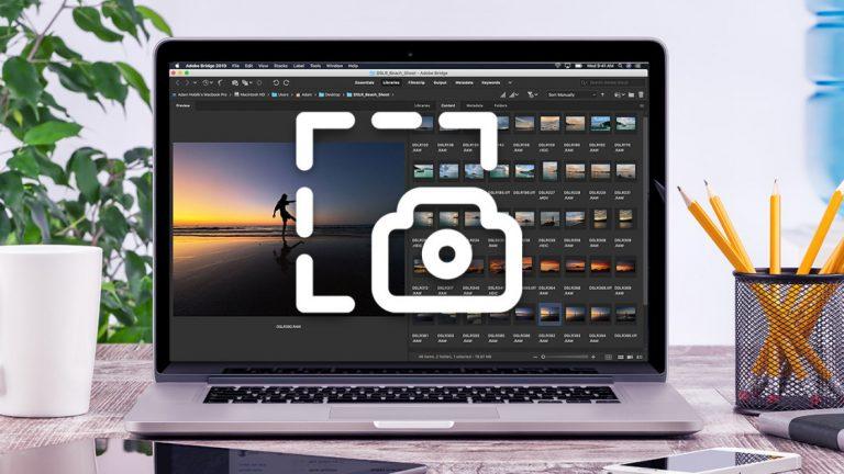 Как сделать снимок экрана на Mac