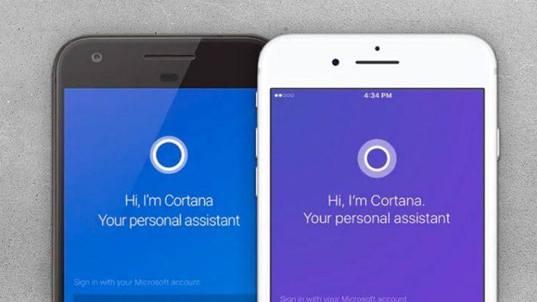 Как использовать Microsoft Cortana на iOS и Android