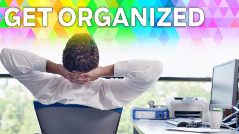 Организуйтесь: 4 неожиданных факта, которые повысят вашу производительность