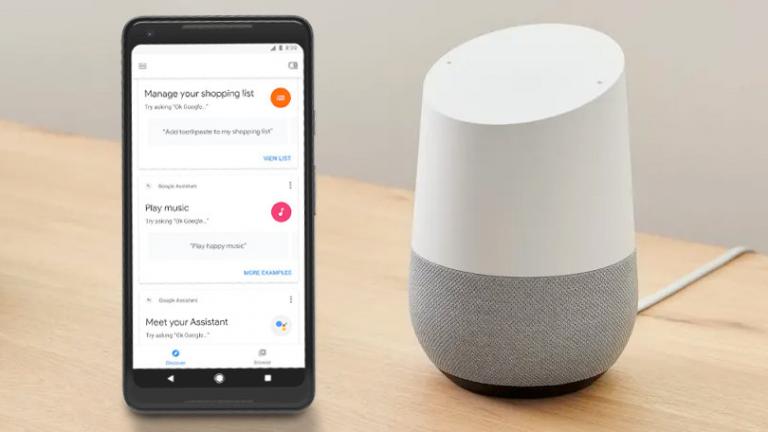 Как настроить процедуры с помощью Google Home