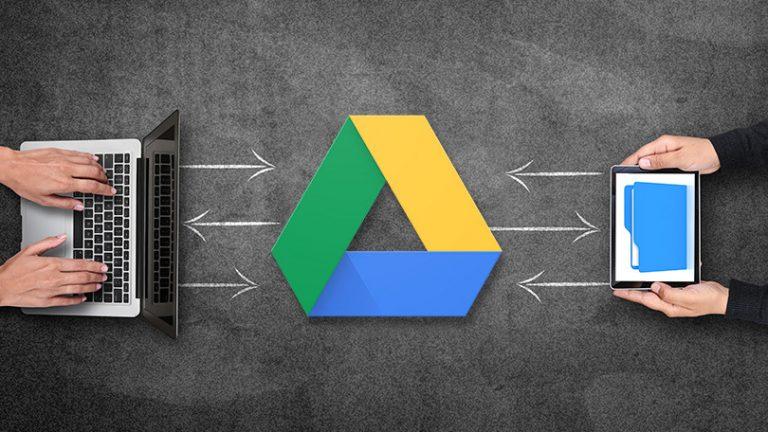 Как поделиться файлами на Google Диске