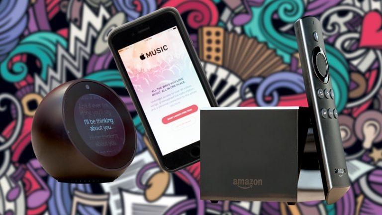 Как слушать Apple Music на устройствах Amazon Echo, Fire TV