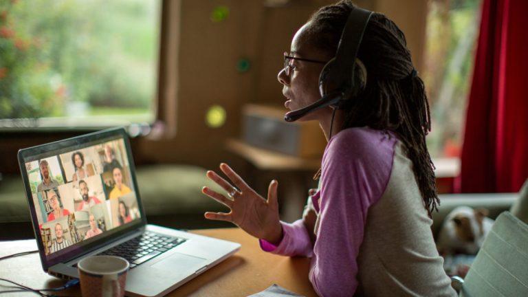 8 советов по улучшению видеоконференцсвязи