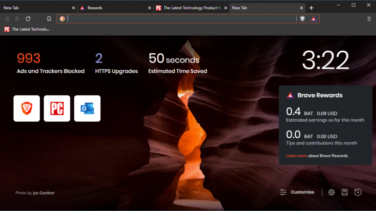 Как зарабатывать и использовать криптовалюту с помощью Brave Browser