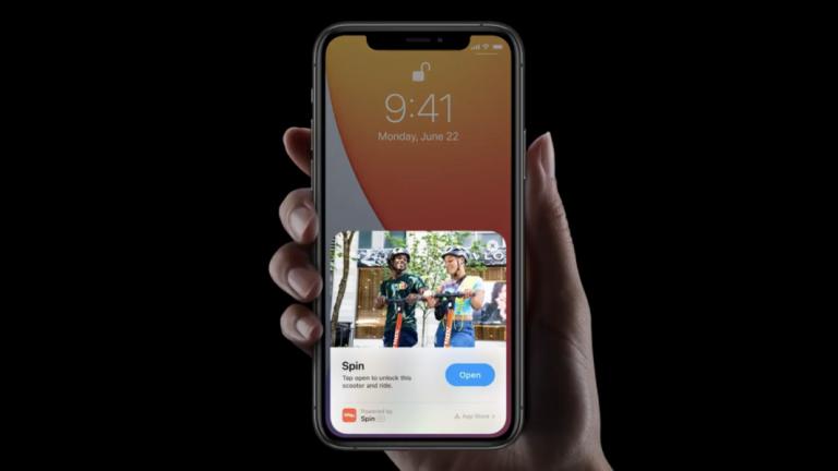 Клипы приложений: как использовать приложения для iPhone, не загружая их