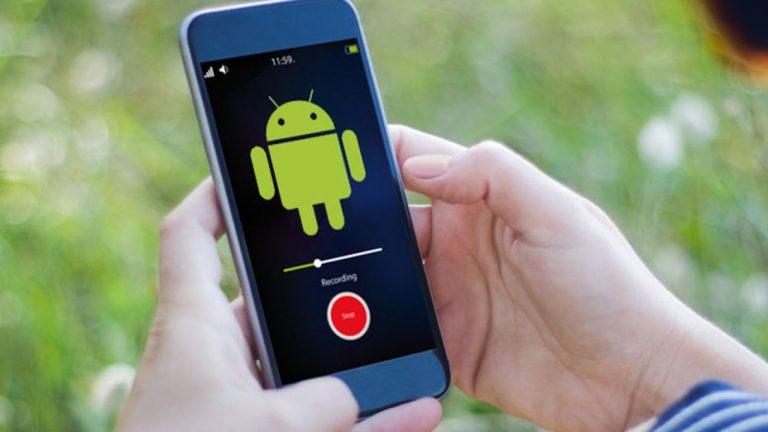 Как записывать звонки на свой телефон Android