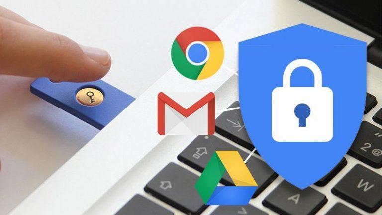 Как настроить программу расширенной защиты Google