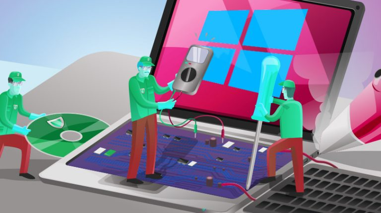 Как восстановить компьютер с Windows 8