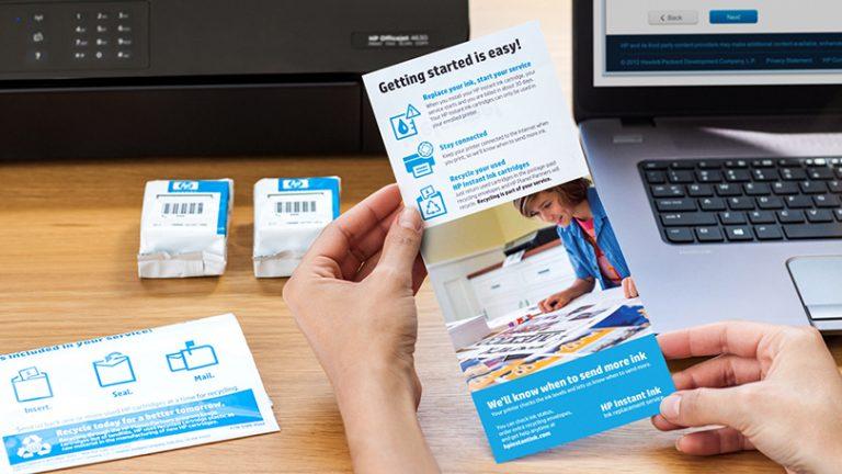 Как сэкономить деньги с помощью HP Instant Ink и других недорогих программ для чернил для принтеров