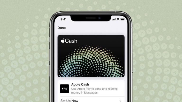 Как использовать Apple Cash