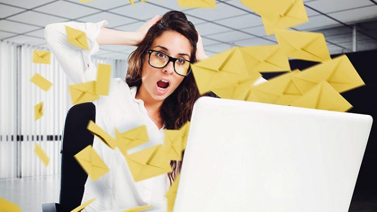 Как отказаться от подписки на нежелательные письма