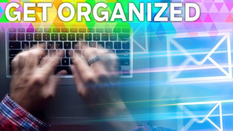 Будьте организованы: 5 способов улучшить электронную почту