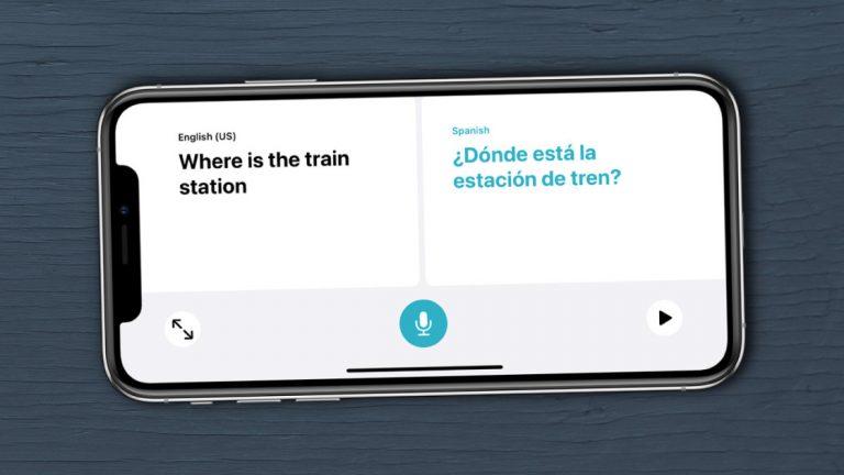 Как использовать новое встроенное приложение-переводчик от Apple