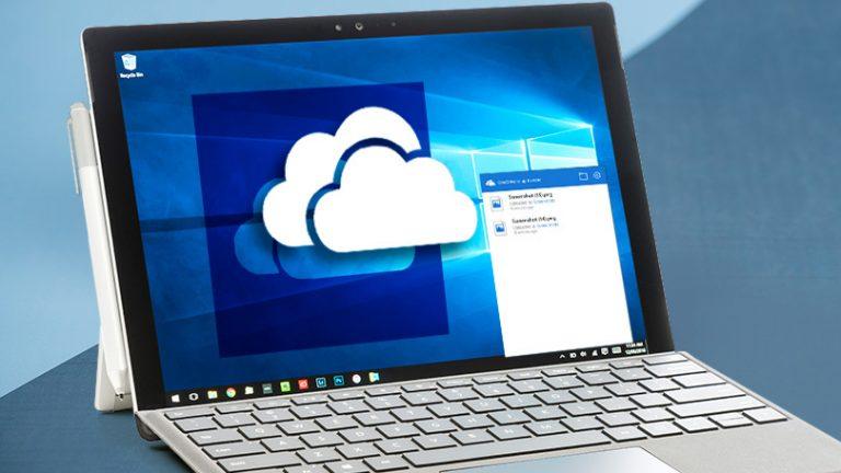 Как использовать файлы Windows 10 OneDrive по требованию