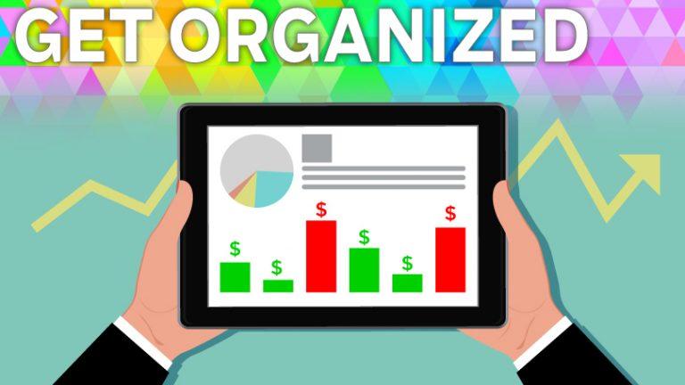 Организуйтесь: что делать, если вы превышаете бюджет на Mint.com