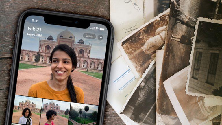Как сканировать старые фотографии с помощью телефона