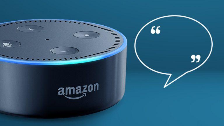 Как настроить и настроить брифинг Amazon Echo Flash