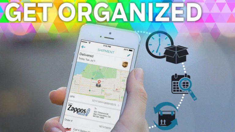 Будьте организованы: лучшие приложения для отслеживания покупок и доставок в Интернете