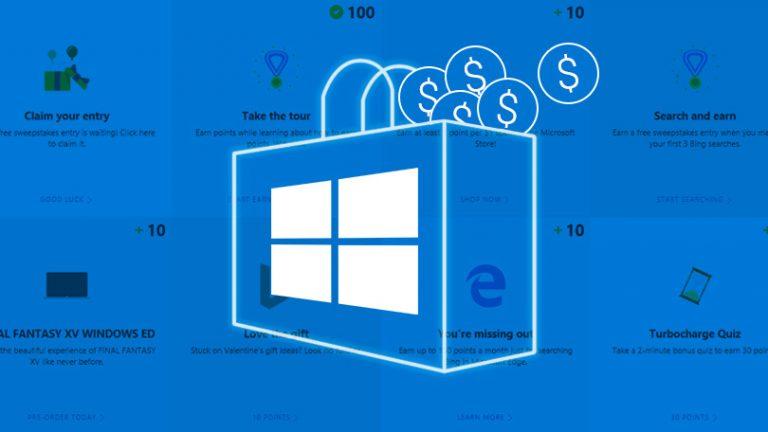 Как получить бесплатные материалы через программу вознаграждений Microsoft