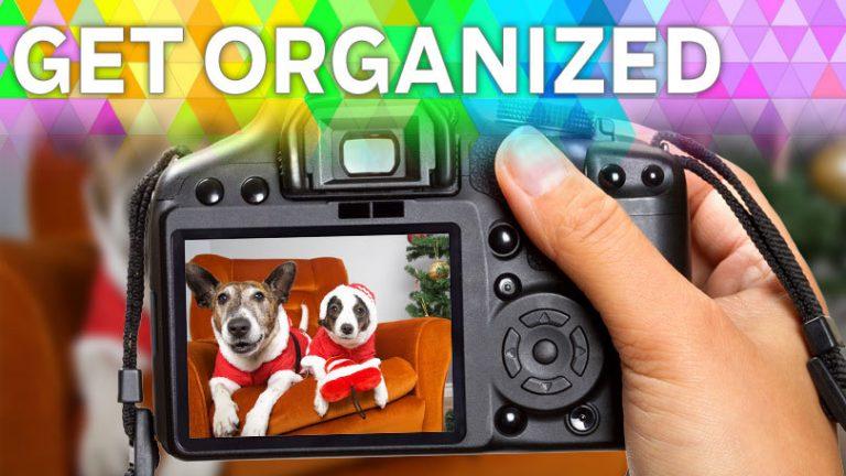Организуйтесь: 8 советов по организации праздничных фотографий