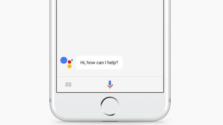 Как использовать Google Assistant на iPhone и iPad