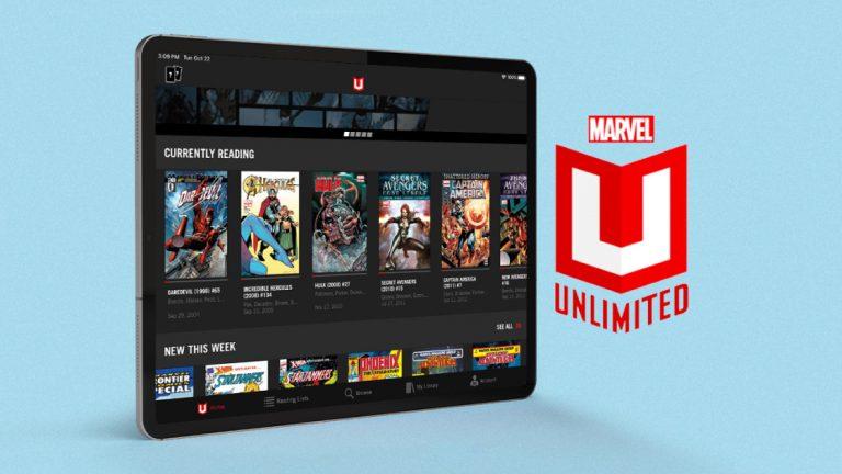 10 советов Marvel Unlimited для поклонников цифровых комиксов