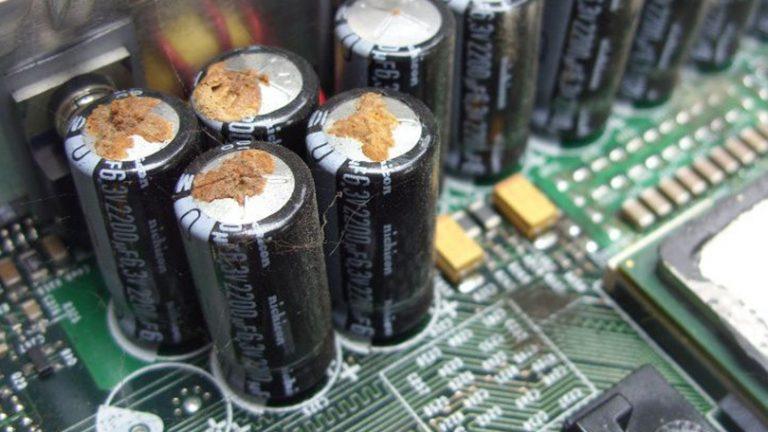 Как сохранить старинную электронику