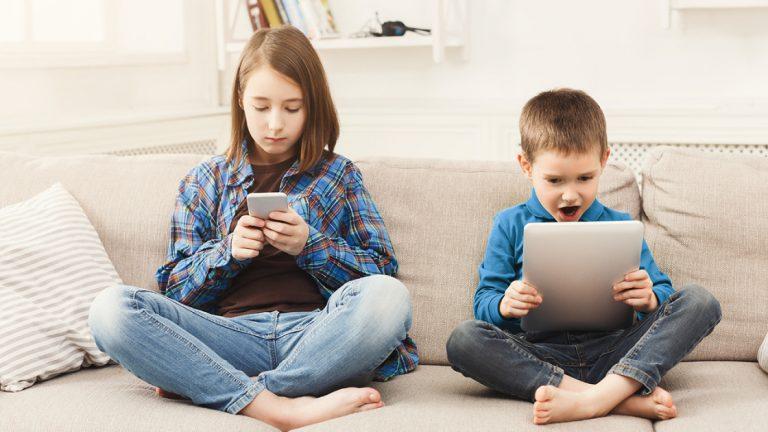 Как избавить детей от Wi-Fi