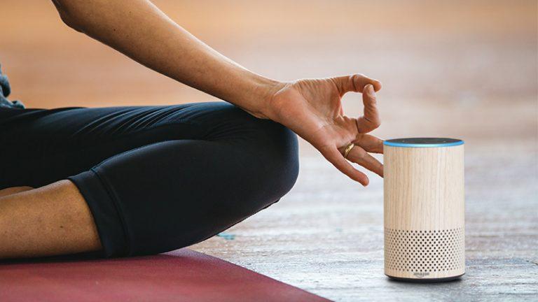 Как превратить Amazon Alexa в своего учителя йоги
