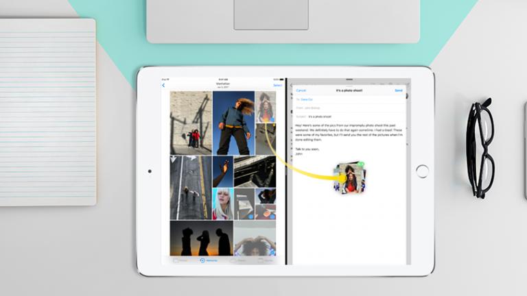 Как использовать многозадачность на iPad