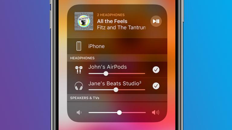 Откажитесь от разветвителя для наушников: как делиться аудио с AirPods от Apple