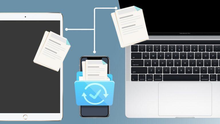 Как копировать и вставлять элементы на устройства Apple