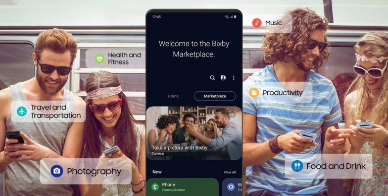 Как отключить Bixby на телефоне Samsung