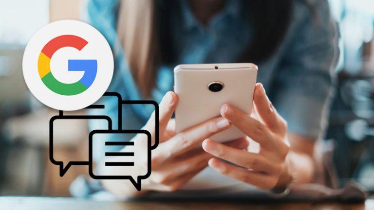 Как искать в Google из чата iMessage