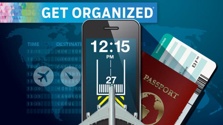 Организуйтесь: как настроить телефон для международных поездок