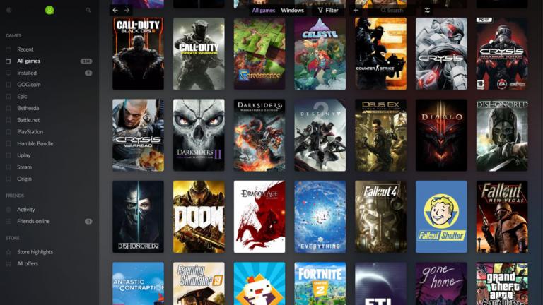 Как объединить и организовать свои игровые библиотеки с помощью GOG Galaxy