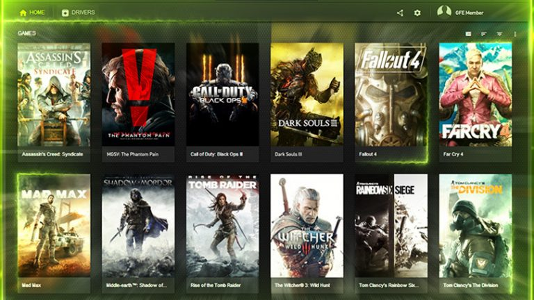 8 советов по Nvidia GeForce Experience для достижения совершенства в компьютерных играх