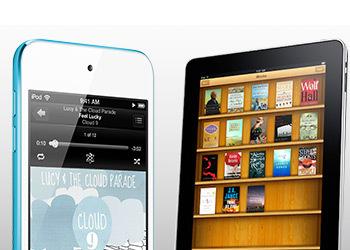 Apple iPad, iPad Mini или iPod Touch?  Как выбрать