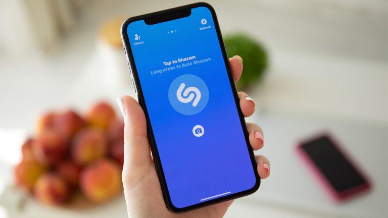 Как использовать функцию распознавания музыки Shazam в iOS 14