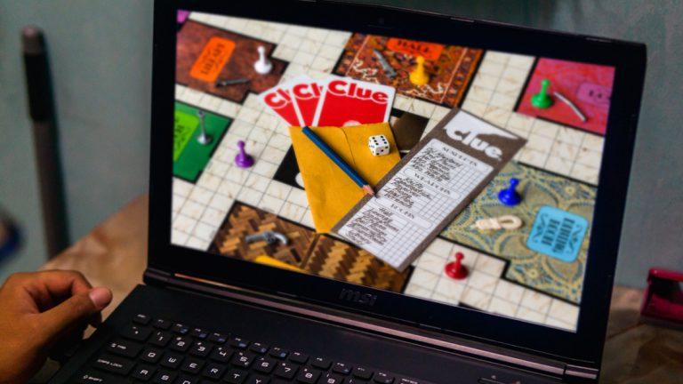 Как провести виртуальную ночь игры