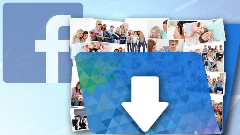 Организуйтесь: как загрузить свои фотографии из Facebook