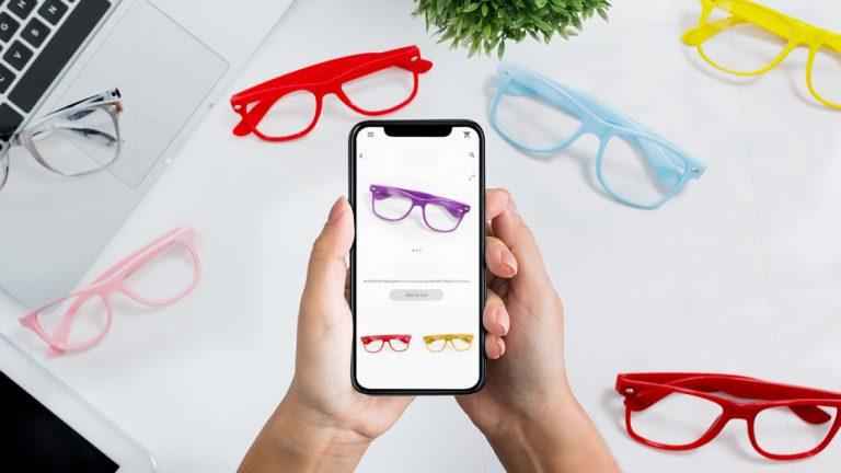 Не стойте в очереди и делайте покупки дома: как купить очки в Интернете
