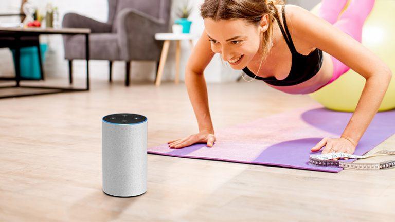 Как использовать Amazon Echo, чтобы привести себя в форму